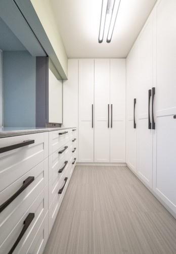 edHOUSE 機能櫥櫃 輕裝修 輕裝修設計 系統櫃 系統板材 裝潢設計 系統家具 客製化 收納 空間裝修 系統家具 系統櫃設計 設計重點 室內設計  更衣室