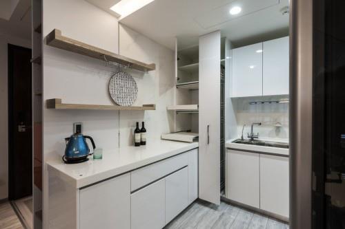 edHOUSE 機能櫥櫃 輕裝修 輕裝修設計 系統櫃 系統板材 裝潢設計 系統家具 客製化 收納 廚房 系統櫃設計