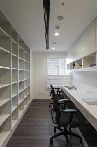 edHOUSE 機能櫥櫃 輕裝修 輕裝修設計 系統櫃 系統板材 裝潢設計 系統家具 客製化 收納 書房 書架 系統櫃設計