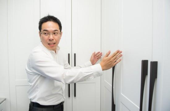 edHOUSE 機能櫥櫃 輕裝修 系統櫃  系統櫃設計 系統家具 系統板材 收納 設計 高品質 低甲醛板材  室內設計 更衣室 衣櫃
