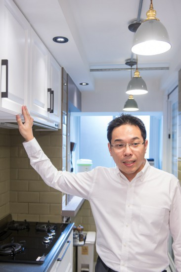 edHOUSE 機能櫥櫃 輕裝修 系統櫃  系統櫃設計 系統家具 系統板材 收納 設計 高品質 低甲醛板材  室內設計 廚房 廚櫃