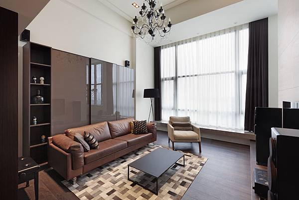edHOUSE 機能櫥櫃 輕裝修 輕裝修設計 系統櫃 系統板材 裝潢設計 系統家具 客製化 客廳  現代簡約 室內設計