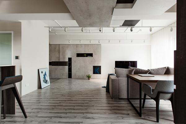 edHOUSE 機能櫥櫃 輕裝修 輕裝修設計 系統櫃 系統板材 裝潢設計 系統家具 客製化 客廳  北歐  室內設計