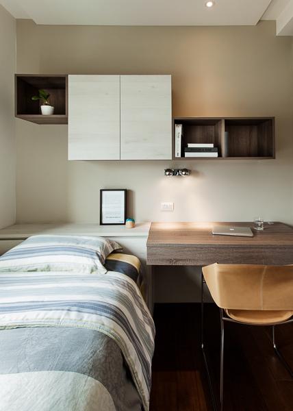 edHOUSE 機能櫥櫃 輕裝修 系統櫃 系統板材 裝潢設計 系統家具 客製化 孩童房 兒童房 書桌  書櫃 床 輕裝修設計 設計重點
