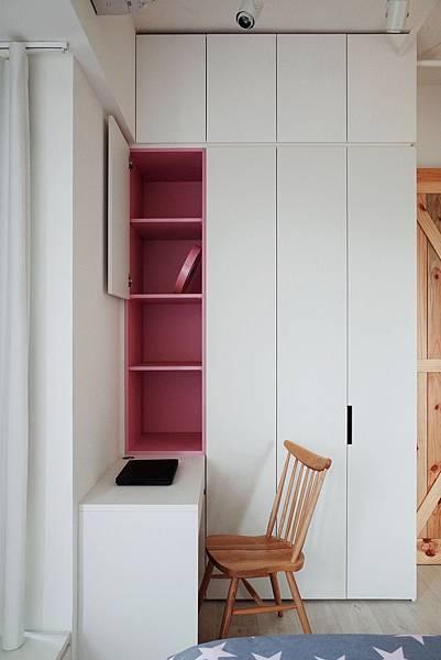 edHOUSE 機能櫥櫃 輕裝修 系統櫃 系統板材 裝潢設計 系統家具 客製化 孩童房 兒童房 書桌 衣櫃 書櫃 床 輕裝修設計 設計重點