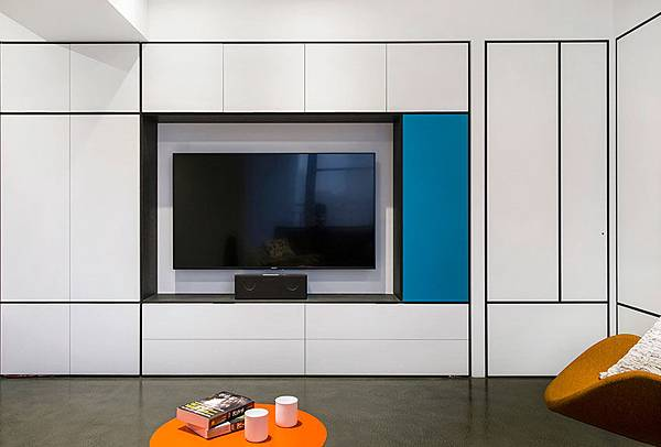 edHOUSE 機能櫥櫃 輕裝修 系統櫃 系統板材 系統家具 收納 CONCEPT 北歐建築 BoConcept  北歐概念 北歐 客廳 系統櫃設計 室內設計 電視櫃