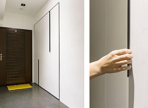 edHOUSE 機能櫥櫃 輕裝修 系統櫃 系統板材 系統家具 收納 CONCEPT 北歐建築 BoConcept  北歐概念 北歐 系統櫃設計 室內設計 玄關 鞋櫃