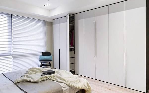 edHOUSE 機能櫥櫃 輕裝修 系統櫃 系統板材 系統家具 收納 CONCEPT 北歐建築 BoConcept  北歐概念 北歐 系統櫃設計 室內設計 臥房 衣櫃