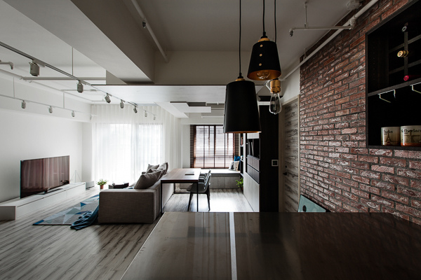 edHOUSE 機能櫥櫃 輕裝修 系統櫃 系統板材 裝潢設計 系統家具 客製化 收納 北歐  北歐建築 工業風 輕裝修設計