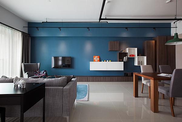 edHOUSE 機能櫥櫃 輕裝修 輕裝修設計 系統櫃 系統櫃設計 系統板材 裝潢設計 系統家具 客製化 收納 低甲醛板材 室內設計