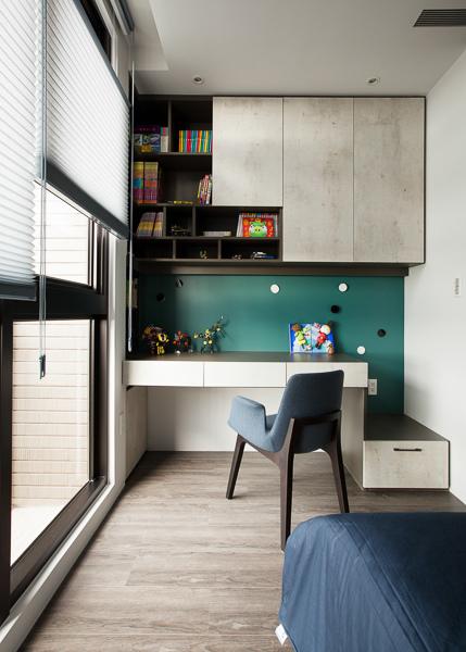 edHOUSE 機能櫥櫃 輕裝修 輕裝修設計 系統櫃 系統櫃設計 系統板材 裝潢設計 系統家具 客製化 收納 低甲醛板材 室內設計 臥房 書房