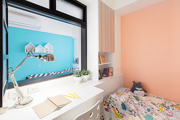 edHOUSE 機能櫥櫃 輕裝修 系統櫃 系統板材 CONCEPT 北歐建築 北歐 客製化 裝潢設計 收納 室內設計 小孩房 孩童房