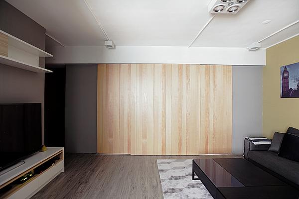 edHOUSE 機能櫥櫃 輕裝修 系統櫃 系統板材 裝潢設計 系統家具 客製化 日和設計 收納 簡約 臥榻 共享宅  輕裝修設計