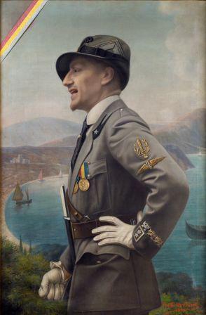 Enrico_Marchiani,_Ritratto_di_Gabriele_d%5CAnnunzio_in_uniforme_da_Ardito._Olio_su_tela.jpg