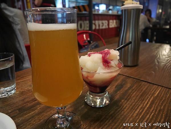 [[首爾//美食]] 黎泰院 - Lobster Bar(랍스터바),奢侈!滿滿肥美蝦螯的龍蝦堡!