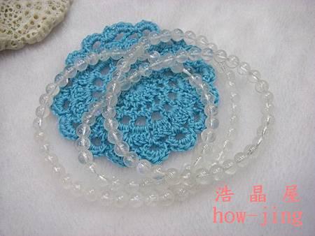 藍暈月光石108顆佛珠