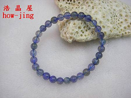 丹泉石雙色6mm手珠