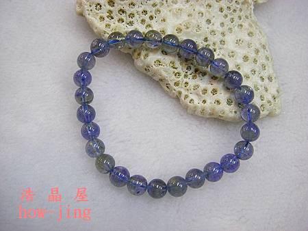 丹泉石雙色7mm手珠