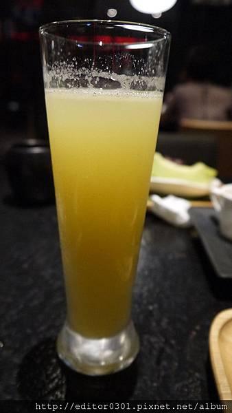 苦瓜鳳梨汁.JPG