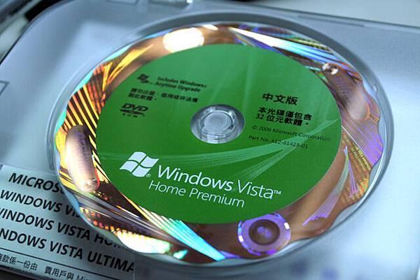 正版光碟長得實在美