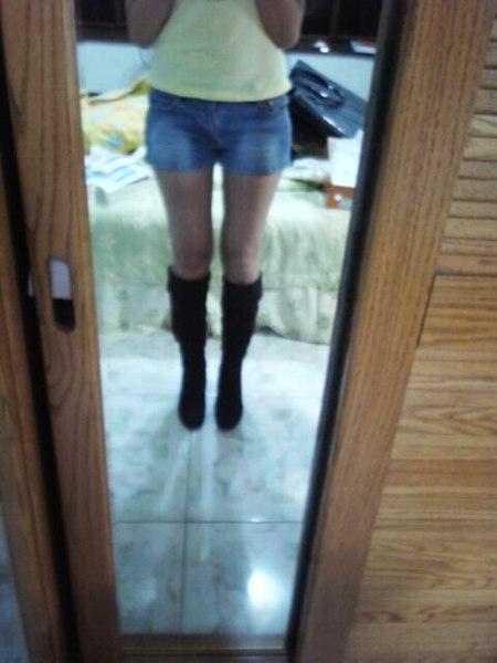 new 靴子