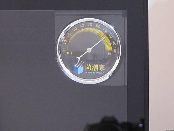 防潮家推薦濕度表