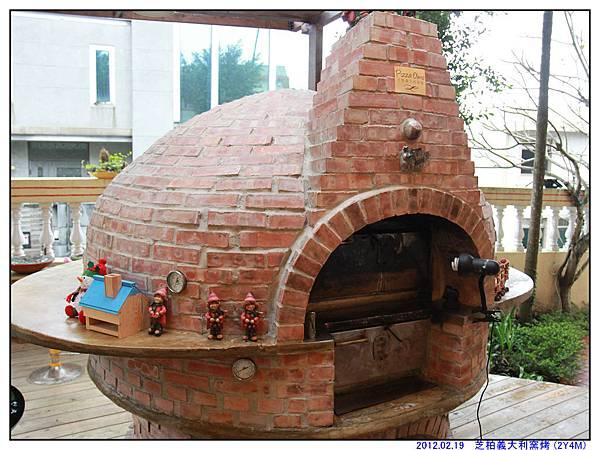 芝柏義大利窯烤 (35)