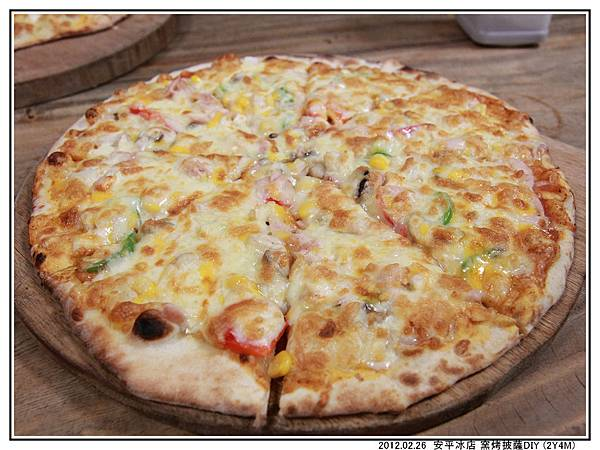 吃披薩05