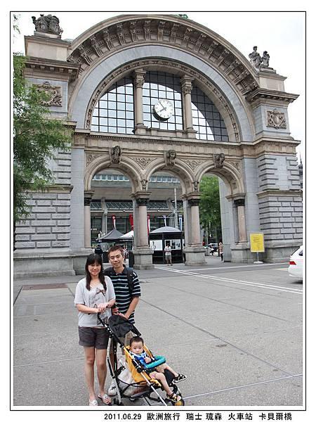 火車站街景03