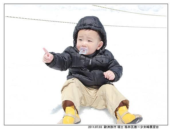 少女峰雪原38