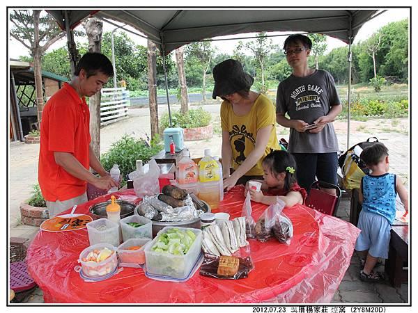 焢窯午餐01