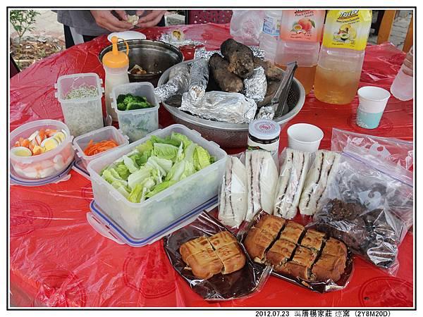 焢窯午餐02