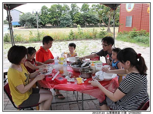 焢窯午餐03