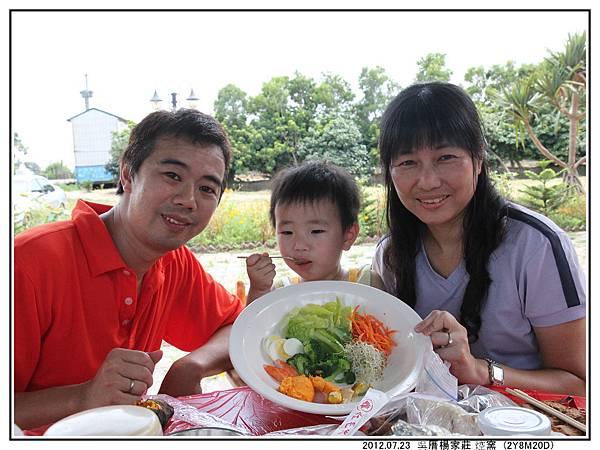 焢窯午餐07