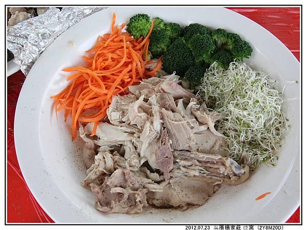焢窯午餐14