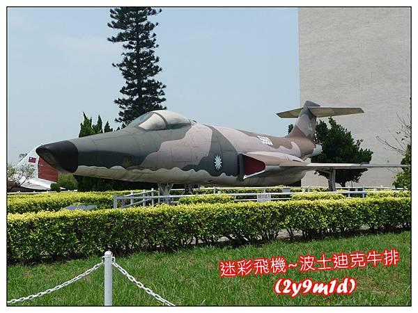 迷彩飛機06