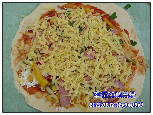 披薩DIY12