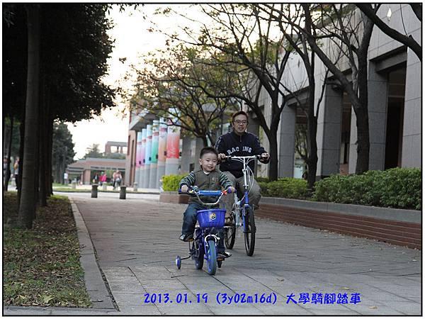騎腳踏車04