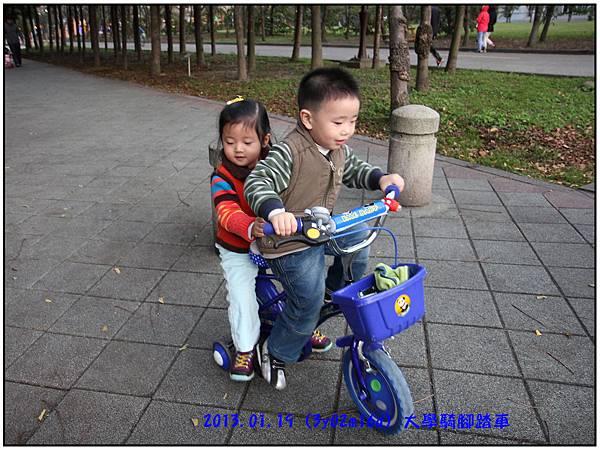 騎腳踏車07