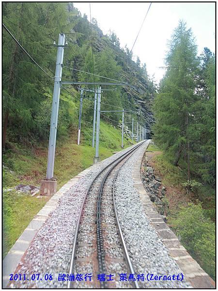 策馬特-坐火車20