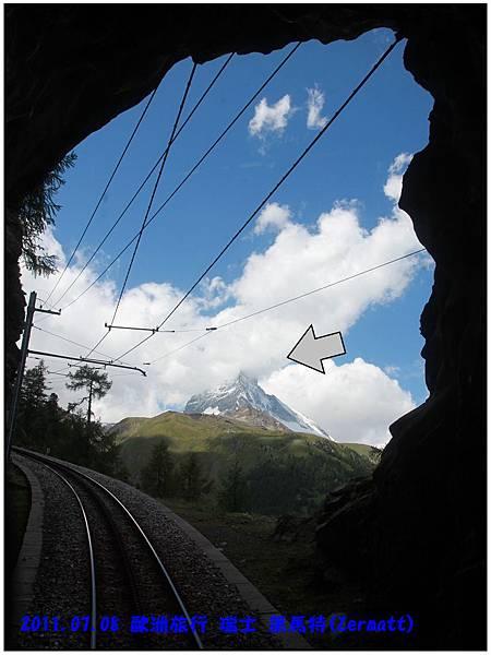 策馬特-坐火車22