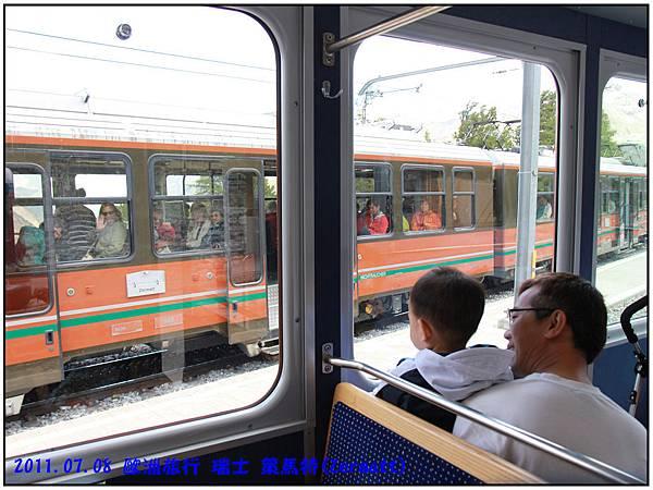 策馬特-坐火車25