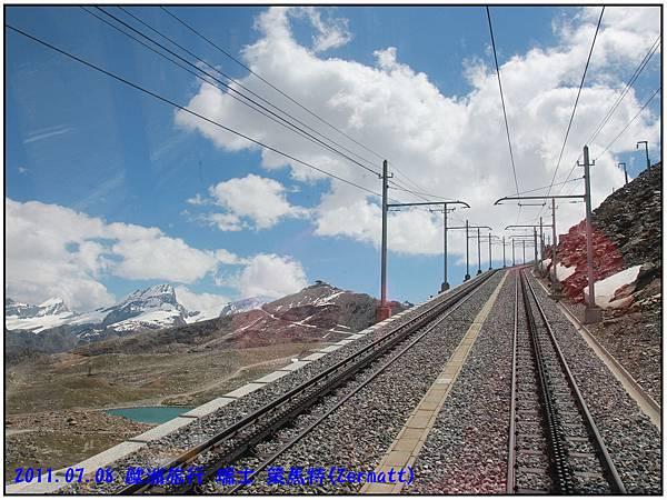 策馬特-坐火車41