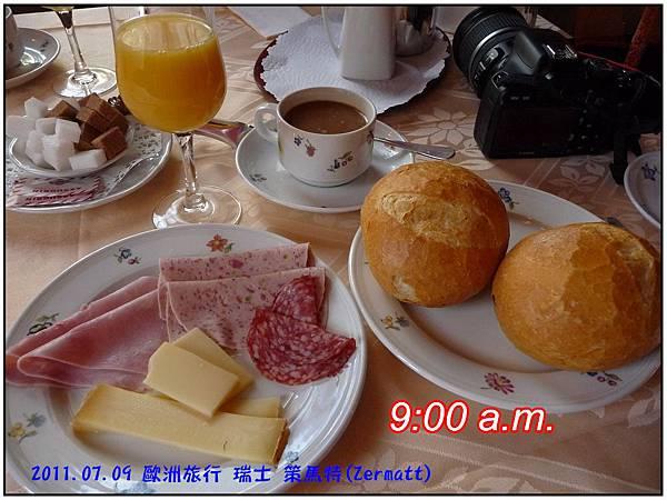 策馬特-日出早安11