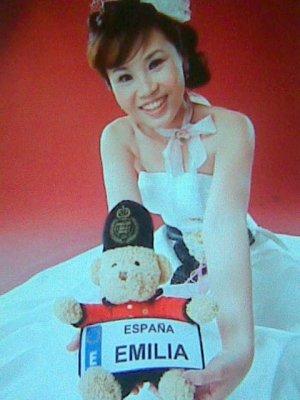 Emilia+小熊