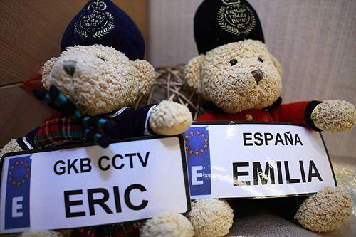 Eric +Emilia 熊