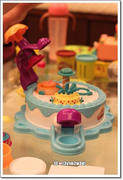 培樂多蛋糕組