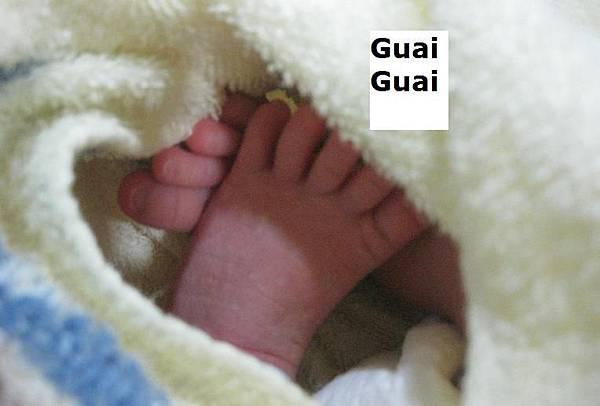 guai feet