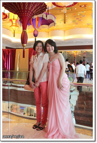 新娘與Jacinta