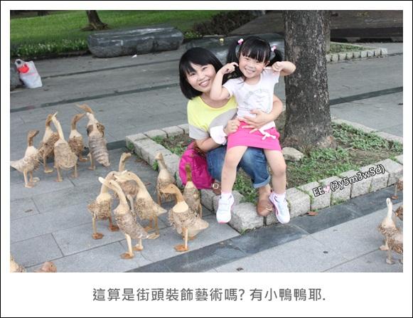 小鴨街頭裝飾藝術